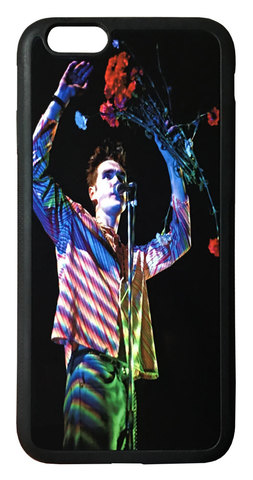 【Morrissey】モリッシー「Charming Man」iPhone 6/iPhone6s シリコン+ハードケース⭐️全国送料無料