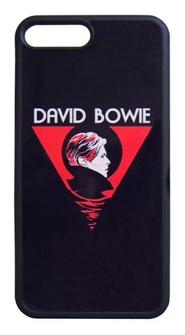 【David Bowie】デヴィット・ボウイ「Low」iPhone7Plus/iPhone8Plus ケース