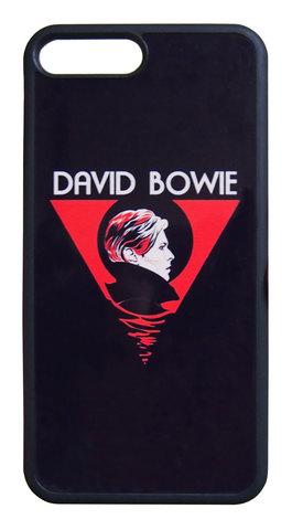 【David Bowie】デヴィット・ボウイ「Low」iPhone7Plus/iPhone8Plus ハードカバー ケース