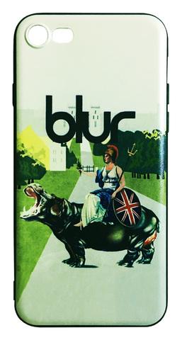 【Blur】ブラー「Parklive」iPhone7/ iPhone8シリコン TPUカバー ケース