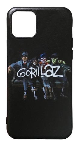 【Gorillaz】ゴリラス「Humanz」 iPhone11Pro Max シリコン TPUケース