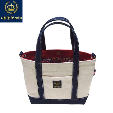 【*pipicoa*/Union Jack Tote Bag】*ピピコア* 「ユニオンジャック」トートバッグ S-3
