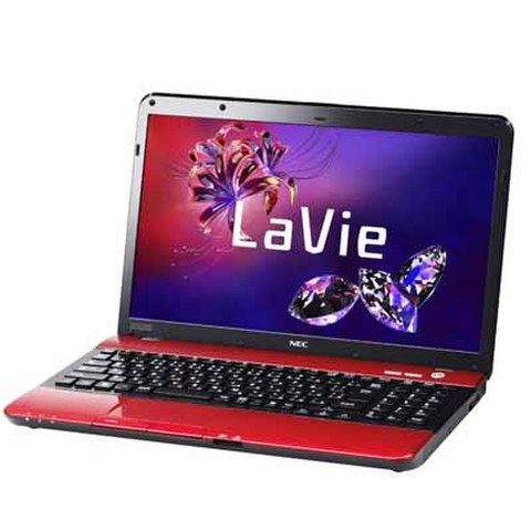 【ノートPC】LaVie S LS150/J PC-LS150JS6R【Pentium (2.4GHz) / 4GB / 750GB HDD / Wiindows8】+Union Jack PCカバー