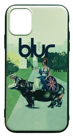 【Blur】ブラー「Parklive」iPhone11 シリコン TPUケース
