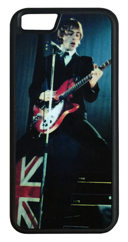 【The Jam/Paul Weller】ザ・ジャム/ポール・ウェラー「Live」iPhone6/ iPhone6s ケース