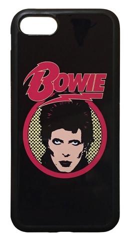 【David Bowie】デヴィット・ボウイ ダイヤモンド・ドックス iPhone7/iPhone8 ハードカバー ケース