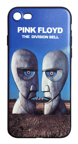 【Pink Floyd】ピンク・フロイド「The Division Bell」iPhone7/ iPhone8 シリコン TPU ケース