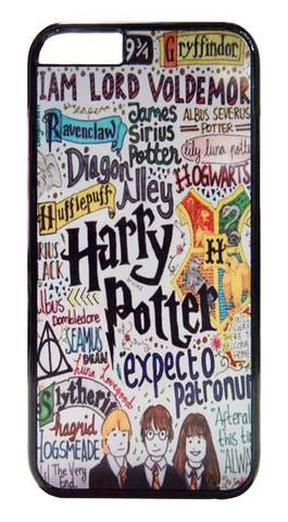 【Harry Potter】ハリーポッター カレッジ  iPhone6/ iPhone6s ハードカバー