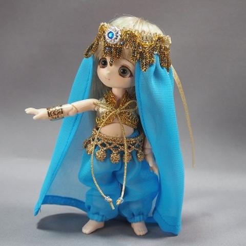 東方の踊り子II(ブルー)