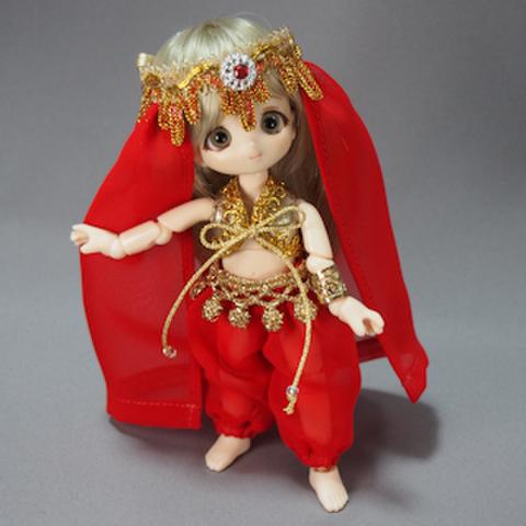 東方の踊り子II(レッド)