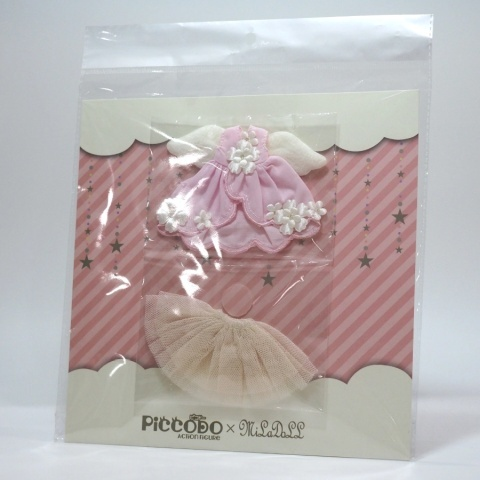 PICCODO×MILADOLL ドール服セットC 花の天使