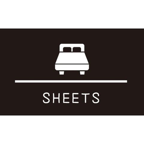 ラベリングカード M 【SHEETS】黒 (税込)