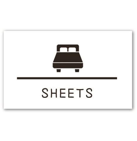 ラベリングカード M【SHEETS】白 (税込)