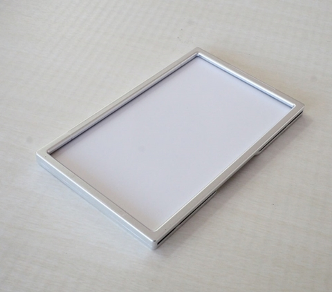ラベルプレート【M size】マットメタリック 両面テープ 3枚入(税込)