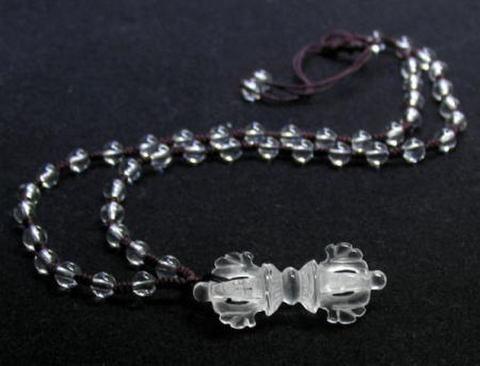 ヒマラヤ水晶バジュラ