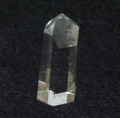 [単品]天然水晶ポイント【AA】Lサイズ