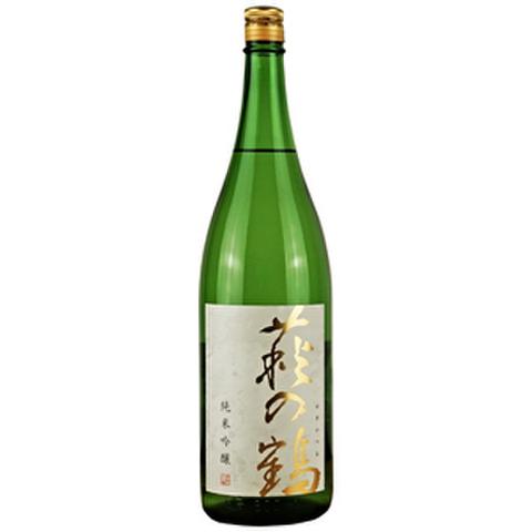 萩の鶴 純米吟醸 720ml