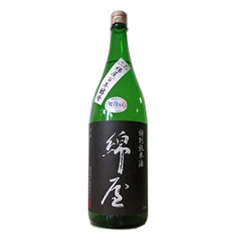 綿屋 特別純米酒 百年酵母 お手軽便利サイズ720ml