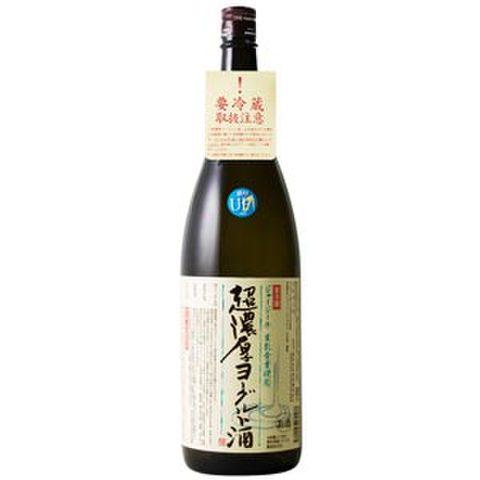 「超濃厚ヨーグルト酒」お徳用サイズ 1800ml【クール便送料(324円)加算されます】