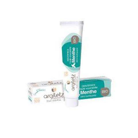 クレイ歯磨き粉ミント
