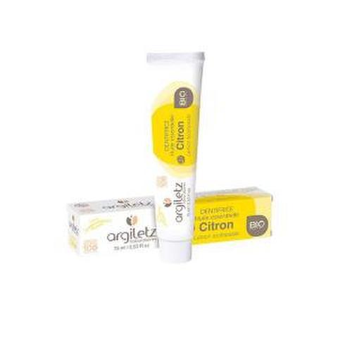 クレイ歯磨き粉シトロン