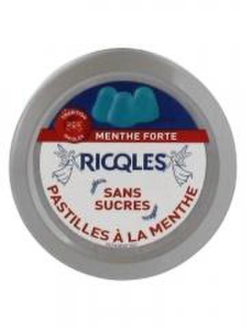 RICQLES オリジナルミントノンシュガーロゼンジ