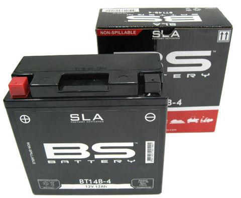 BSバッテリー BT14B-4