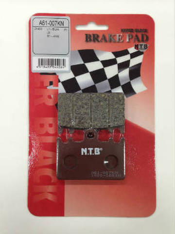 NTB A61-007KN ブレーキパッド