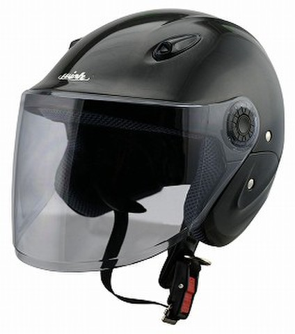 TNK WX-303 wish ヘルメット BLACK XL(60~62cm未満)