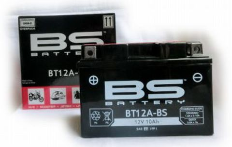 BSバッテリー BT12A-BS