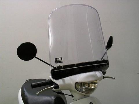 旭風防 WS-50レッツ4 ウインドシールド