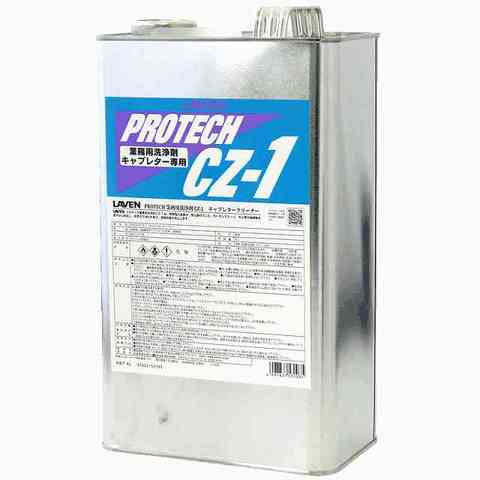 ラベン PROTECH業務用クリーナーCZ-1(キャブレター専用) 4L