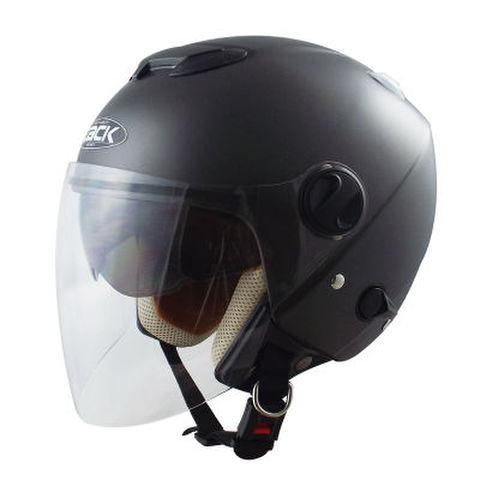 TNK ZJ-2 ZACK ジェットヘルメット ハーフマッドガンメタ