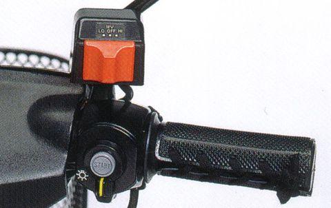 大久保製作所 グリップヒーター 12V GH-6600