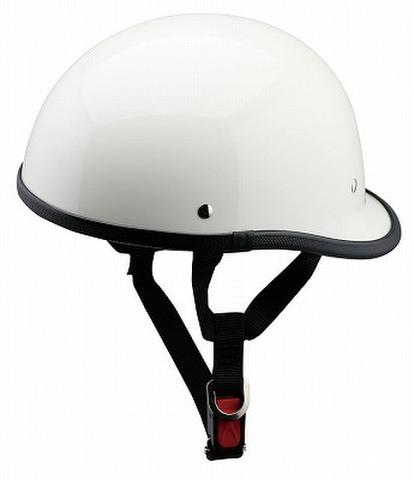 TNK MS-21 ダックテールヘルメット WHITE