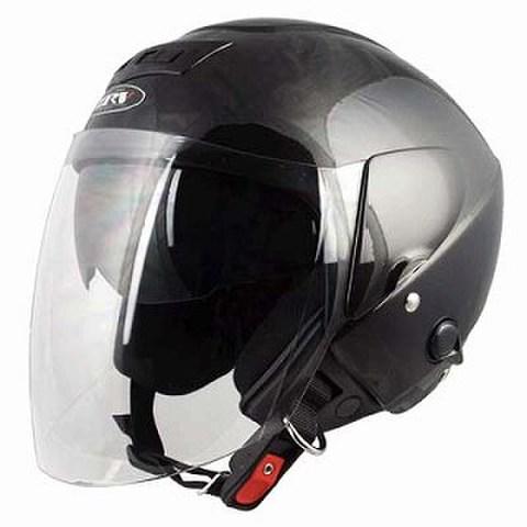 TNK ZRV ジェットヘルメット ブラック