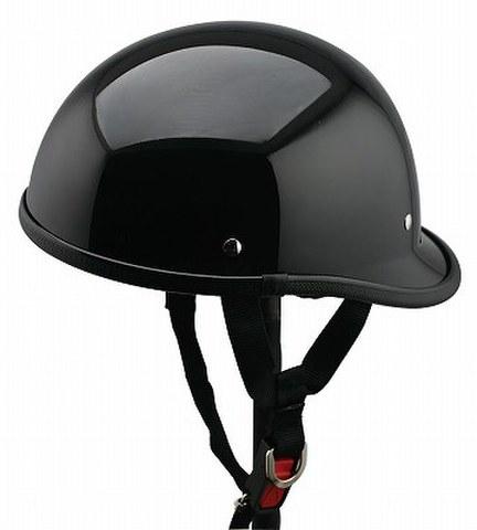 TNK MS-21 ダックテールヘルメット BLACK
