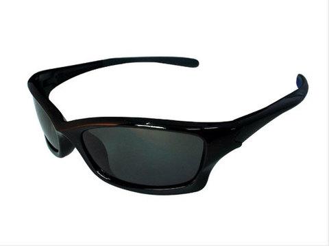 TNK SA-A1 SABERサングラス ブラック/スモーク偏光