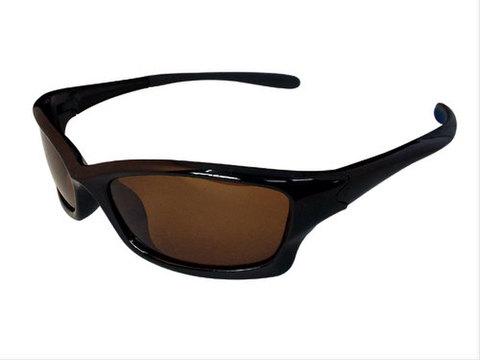 TNK SA-A2 SABERサングラス ブラック/ブラウン偏光