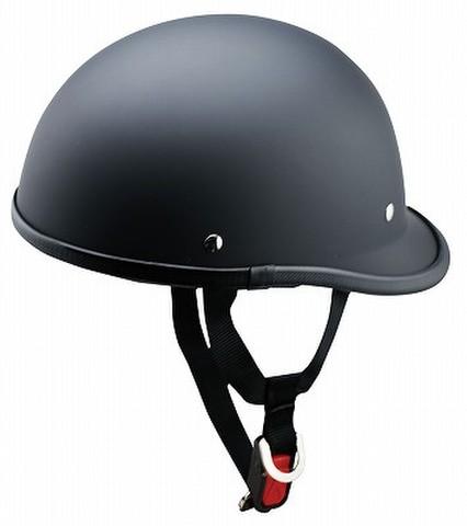 TNK MS-21 ダックテールヘルメット M.BLACK
