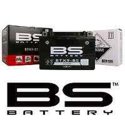 BSバッテリー BTX9-BS