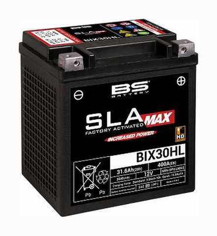 BSバッテリー BIX30HL