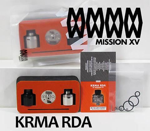KRMA RDA by Mission XV BF対応 22mm