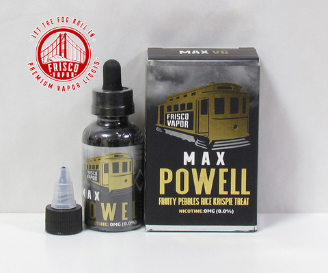 Frisco Vapor Max Powell eLiquid 60ml