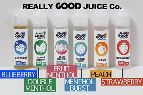 Really Good Juice Co eLiquid 60ml