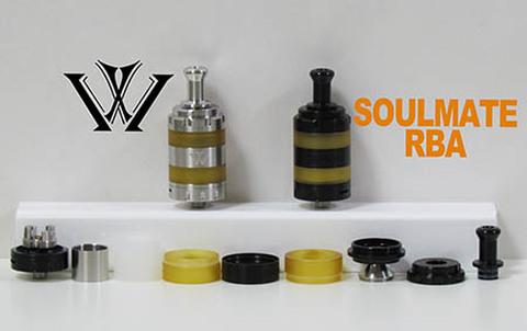 Soulmate RBA by VXV tech RTA 24mm