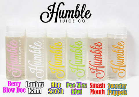 【旧製品】Humble Juice Co. eLiquid 120ml