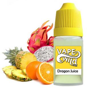 [Dragon Juice] VapeWild eLiquid 60ml (PreSteep)