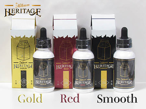 The Milkman Heritage eLiquid 60ml