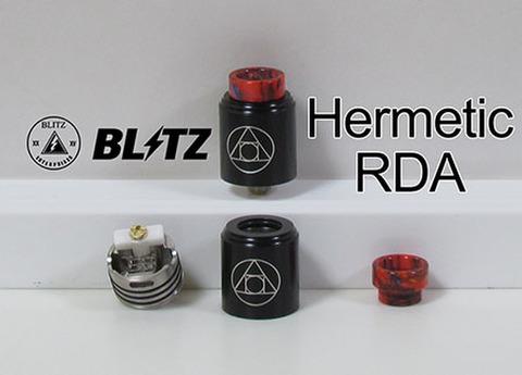 BLITZ Hermetic RDA 22mm BF対応